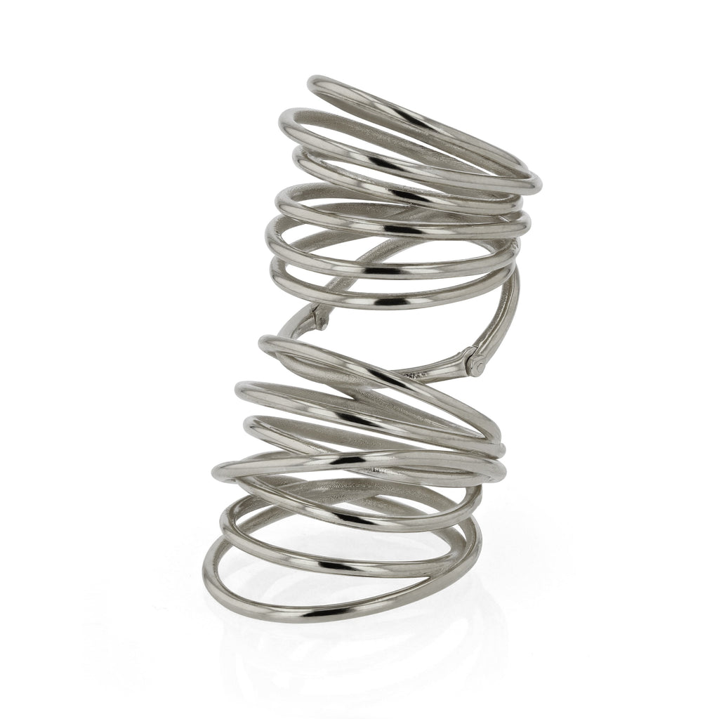 Entangled Hinge Ring
