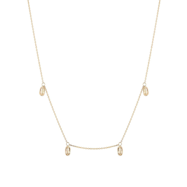 Four Orbit Necklace