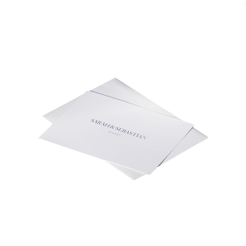 Gift Message & Envelope