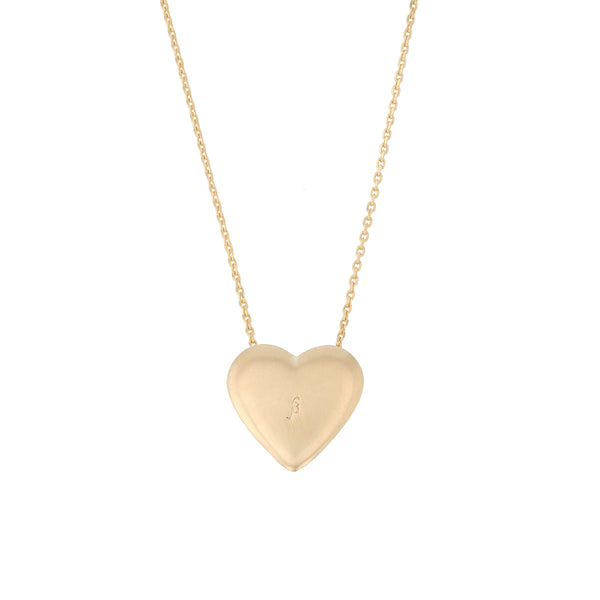 Love Locket Necklace Gold | Sarah & Sebastian