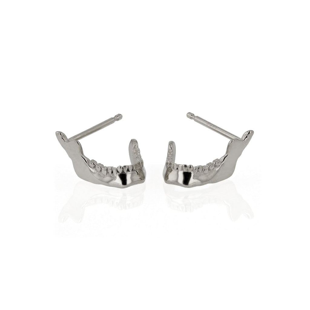 Mandible Earrings
