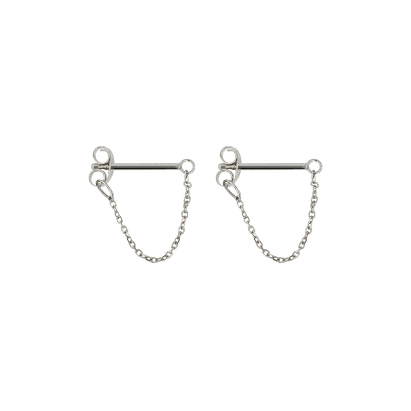 Molly Earrings Silver | Sarah & Sebastian