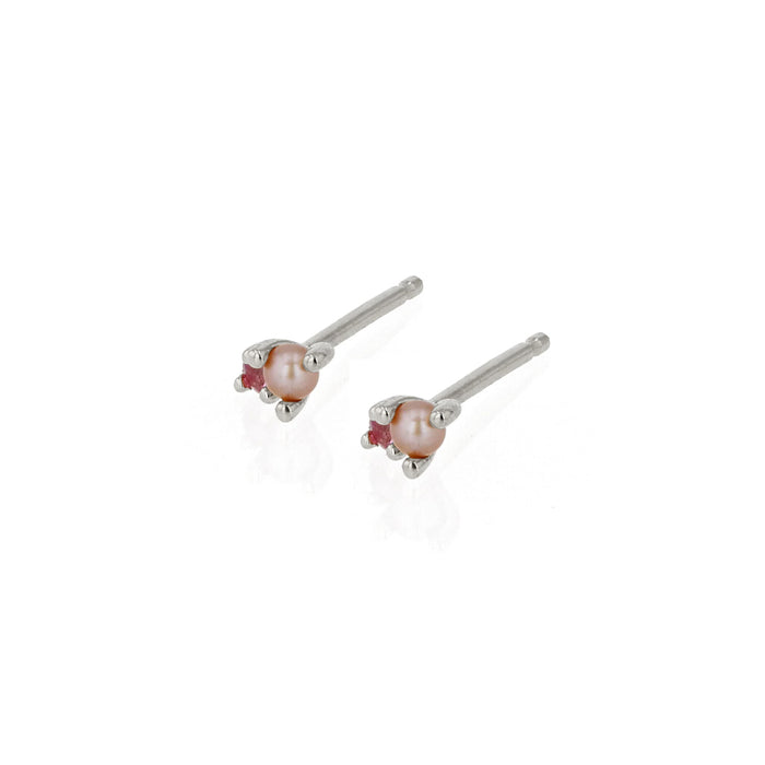 Petite Pink Earrings