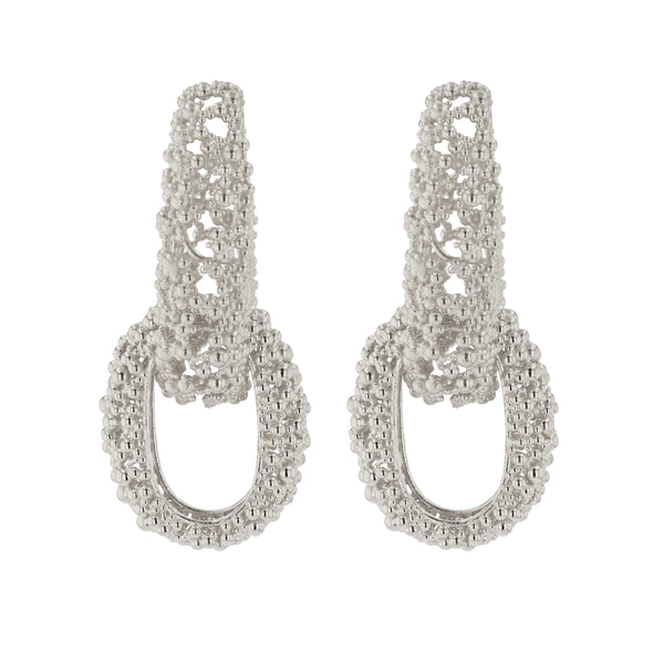 Papilla Chain Earrings