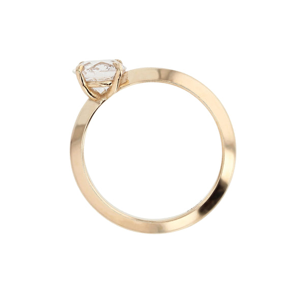 Side Round Ring Gold | Sarah & Sebastian