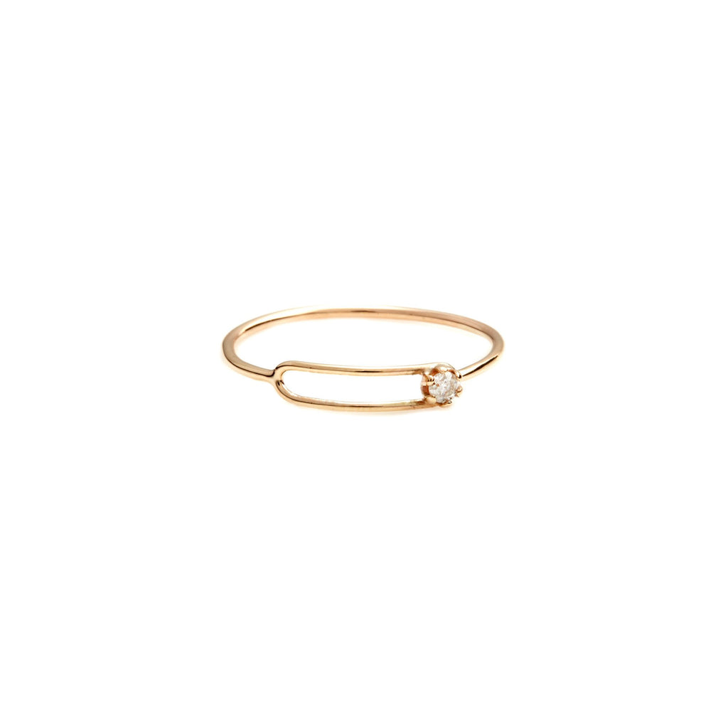 Small Oblong Ring