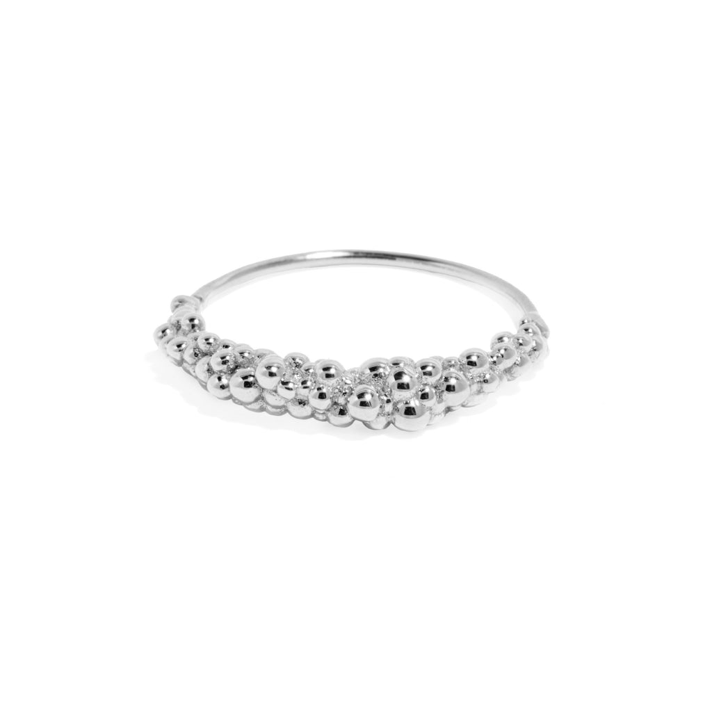 Granulated Ring