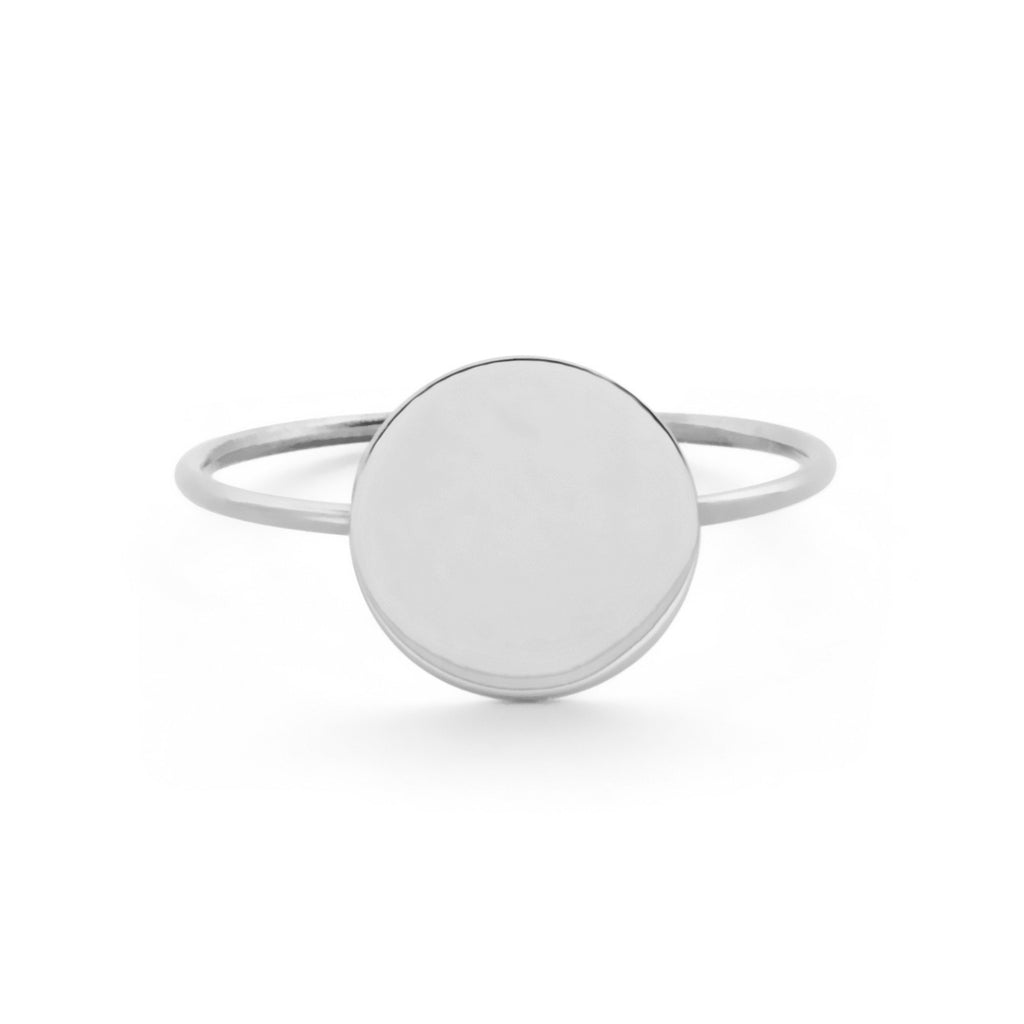 Small Disc Ring