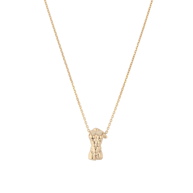 The Reza Necklace Gold | Sarah & Sebastian