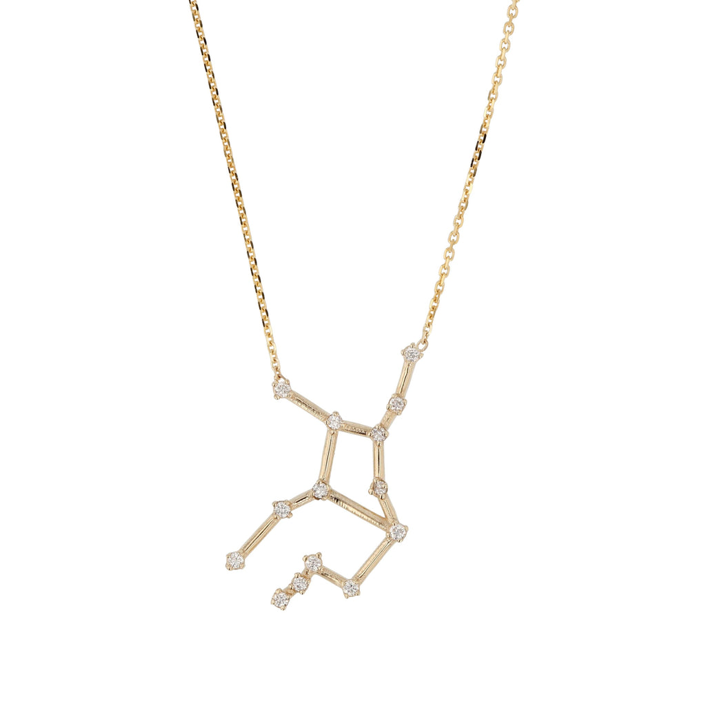 Celestial Virgo Necklace