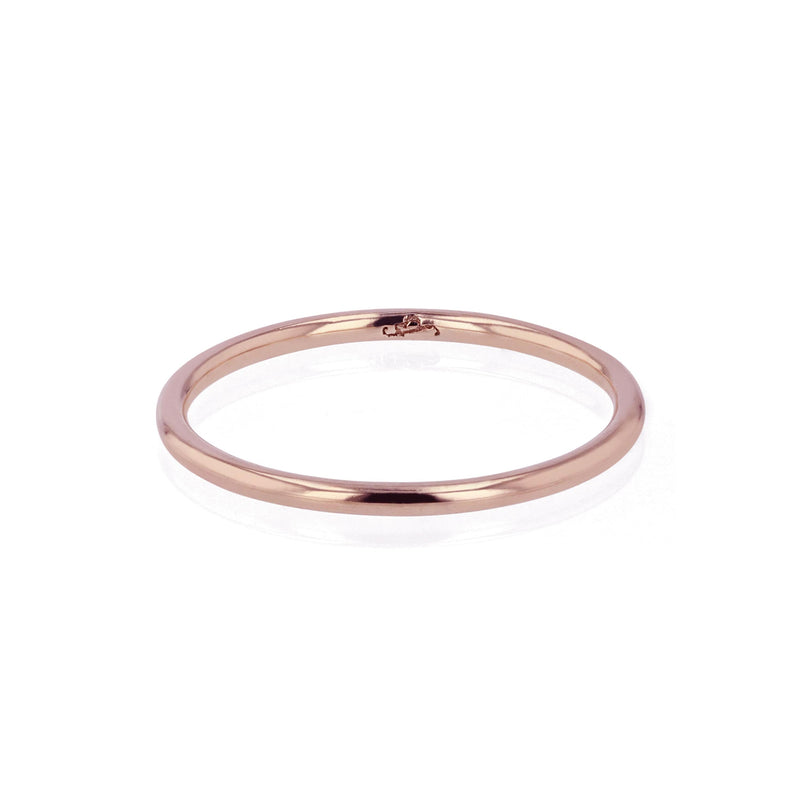 Wedding Band | Fine Round