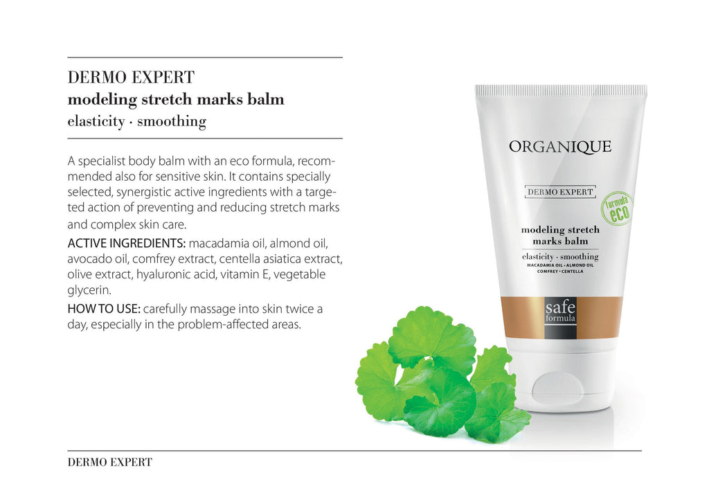 Dermo Expert Modeling Stretch Mark Balm