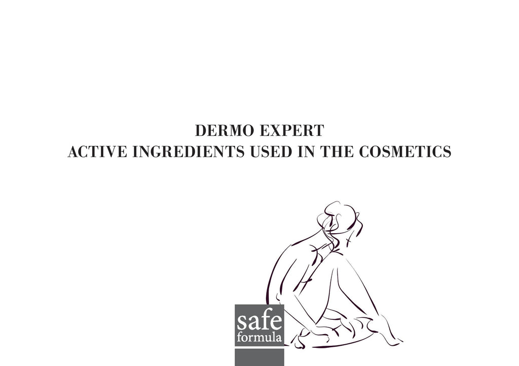 Dermo Expert Active Ingredients in Cosmetics