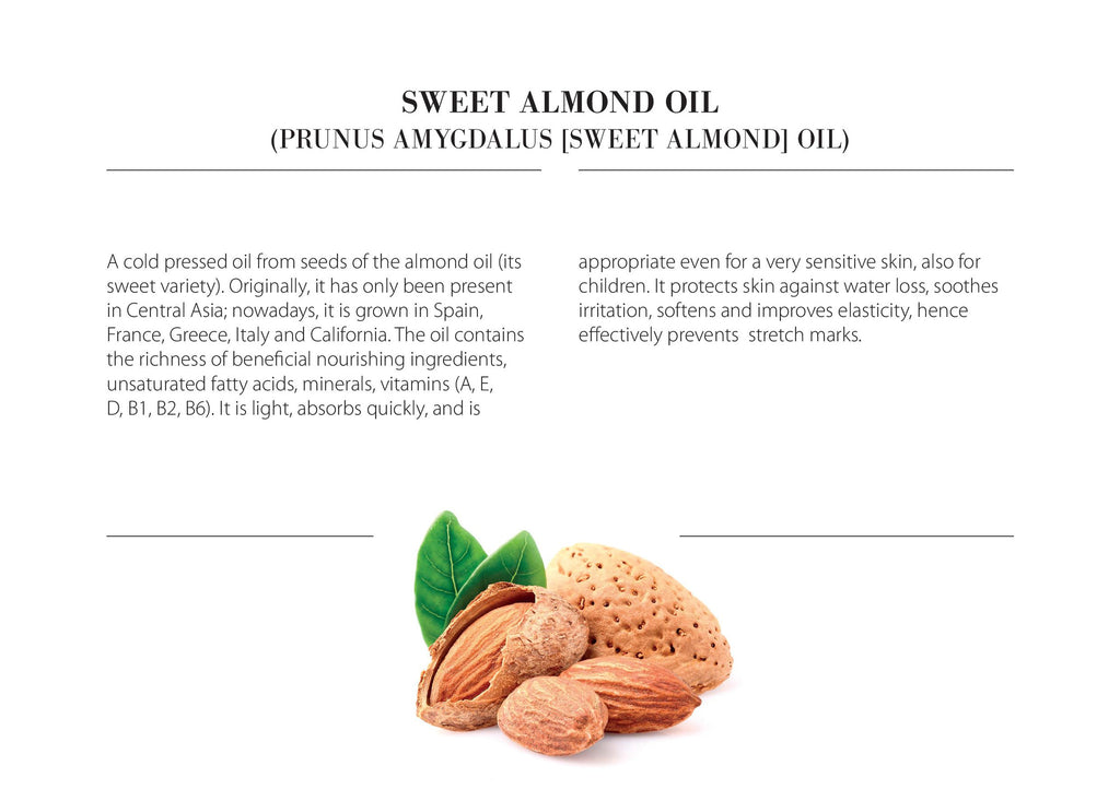 Dermo Expert Sweet Almond Oil