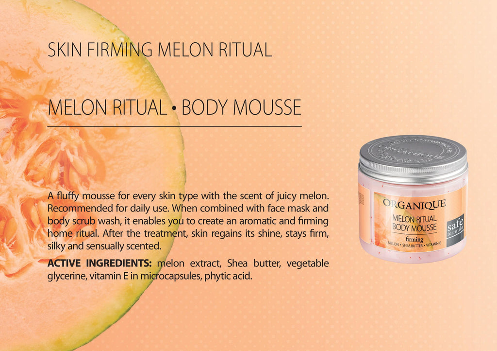 Melon Body Mousse