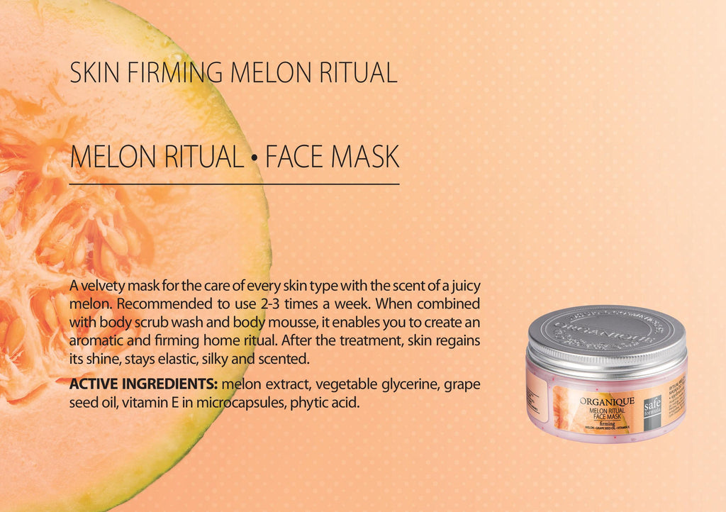 Melon Face Mask
