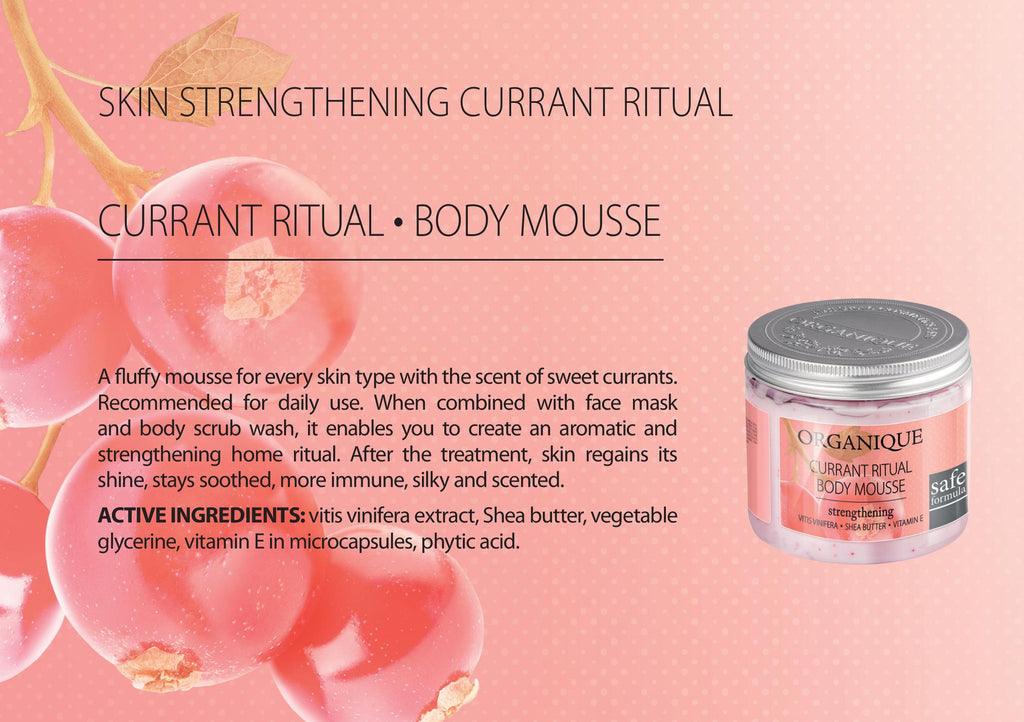Currant Body Mousse