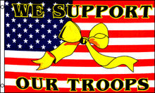 Support Our Troops 3x5