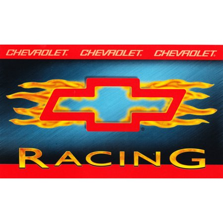 Chevrolet Racing 3x5 flag