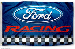 Ford Racing 3x5 Flag