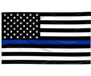 American Police 3x5 Flag