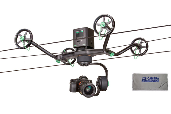 Syrp Slingshot 3 Axis 100 Meter Kit [Multiple Link Cable Options]