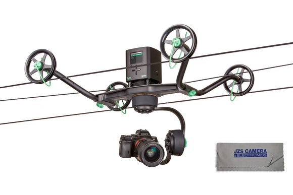 Syrp Slingshot 3 Axis 50 Meter Kit [Multiple Link Cable Options]