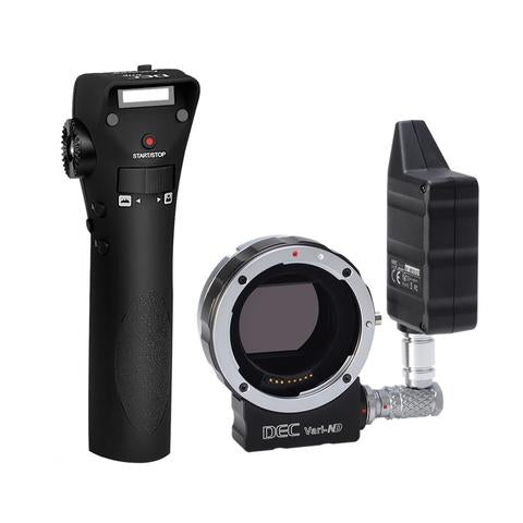Aputure DEC Vari-ND Wireless Lens Remote Adapter [Two Mount Options]
