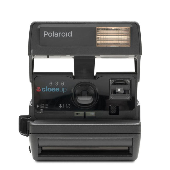Polaroid Originals 600 One Step Close Up Vintage Instant Film Camera
