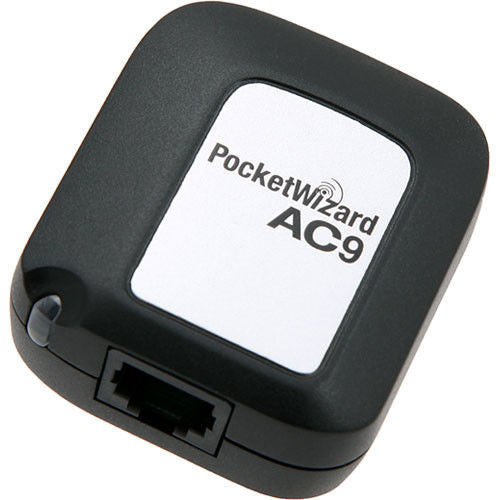 PocketWizard AC9 AlienBees Adapter for Canon DLSR