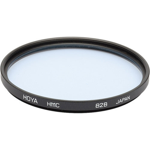 HOYA 82B Light Balancing HMC Glass Filter [Multiple Size Options]