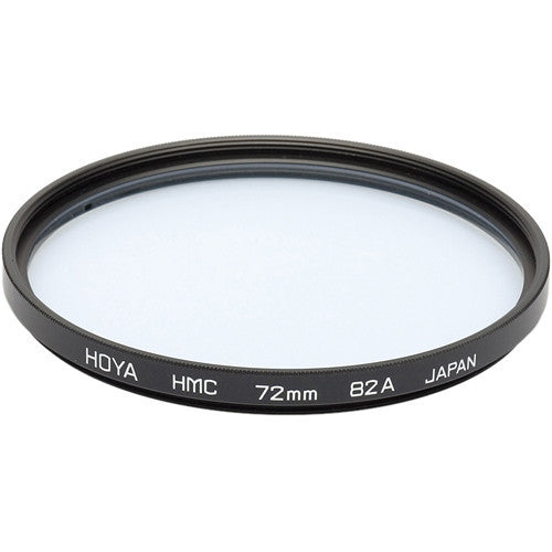 HOYA 82A Light Balancing HMC Glass Filter [Multiple Size Options]