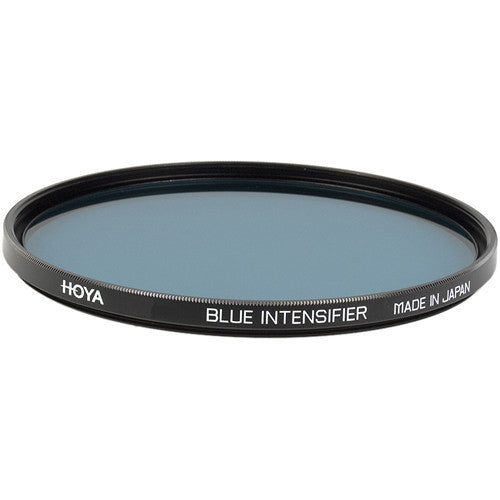 HOYA Blue Intensifier Glass Filter [Multiple Size Options]