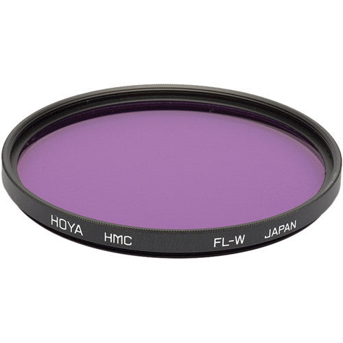 HOYA FL-W Fluorescent HMC Glass Filter [Multiple Size Options]