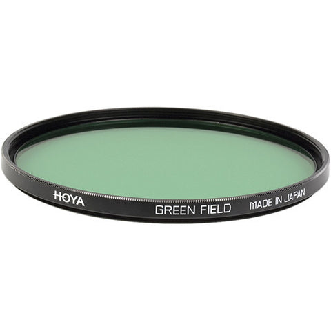 HOYA Green Field Glass Filter [Multiple Size Options]