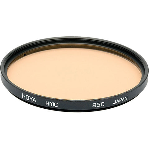 HOYA 85C Color Conversion HMC Glass Filter [Multiple Size Options]