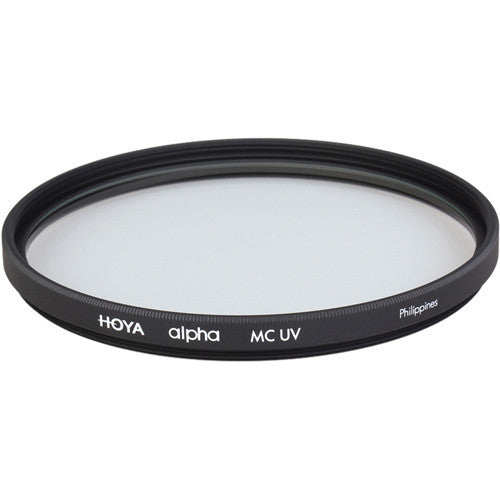 HOYA Alpha MC UV Filter [Multiple Size Options]