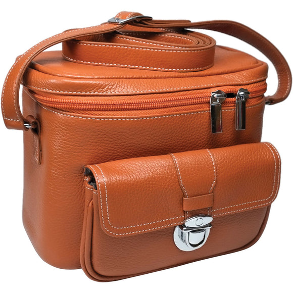 Fujifilm Train Case (Burnt Orange)
