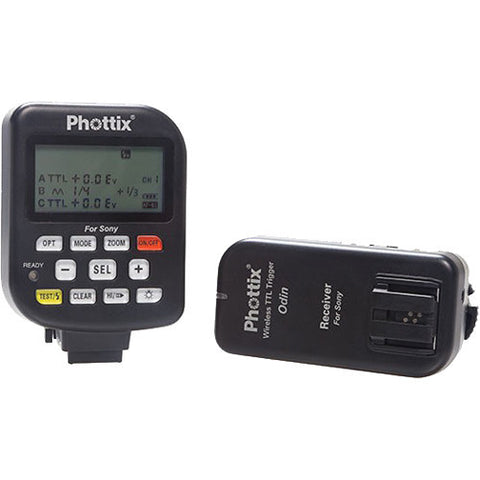 Phottix Odin TTL Flash Trigger Set for Sony
