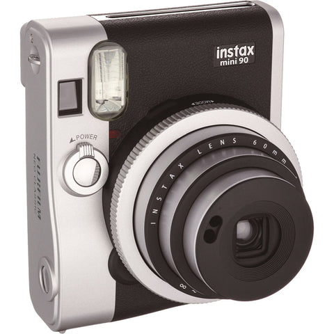 Fujifilm Instax Mini 90 Neo Classic Instant Camera [Two Color Options]