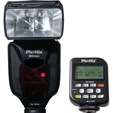Phottix Mitros+ Odin v1.5 Combo for Canon