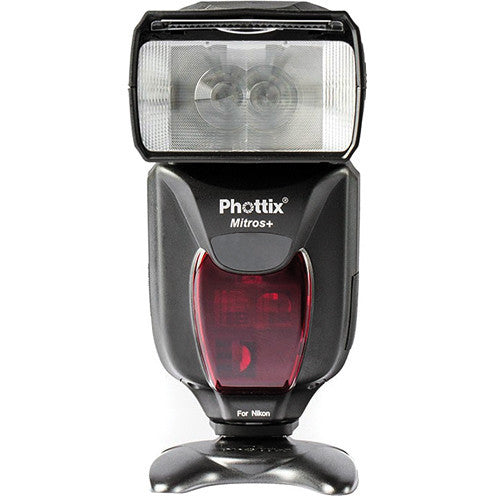 Phottix Mitros+ TTL Transceiver Flash for Nikon
