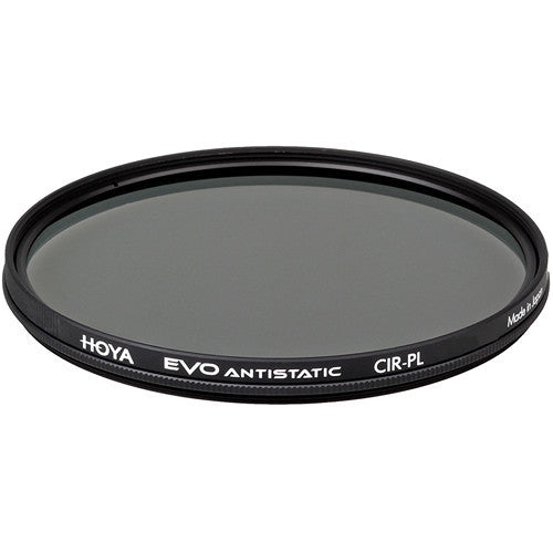 Hoya EVO Antistatic Circular Polarizer Filter [Multiple Size Options]
