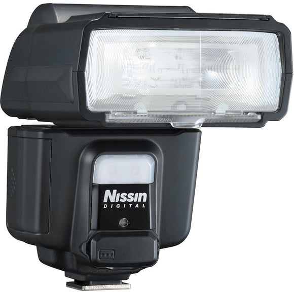 Nissin i60A Air Digital Flash [Multiple Mount Options]