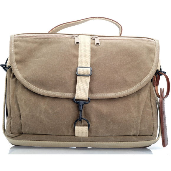 Fujifilm Domke Camera Bag for Two X-Pro 2 Cameras (Tan)