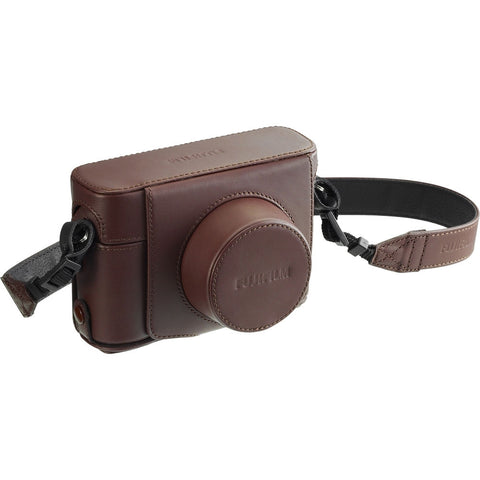 Fujifilm Leather Case for X100F Digital Camera [Two Color Options]