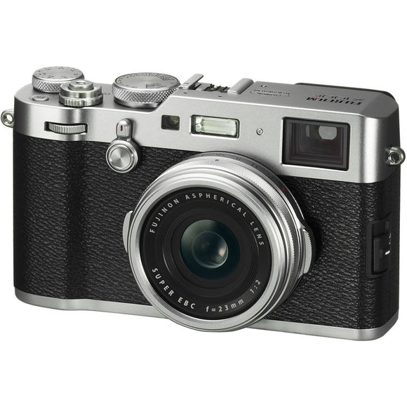 Fujifilm X100F Digital Camera [Two Color Options]