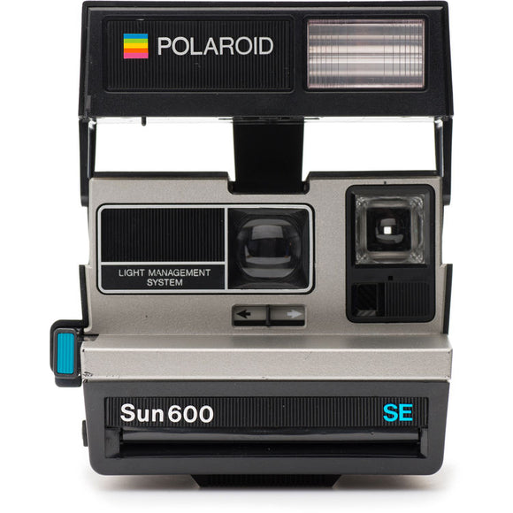 Polaroid Originals Sun 600 SE Vintage Instant Film Camera