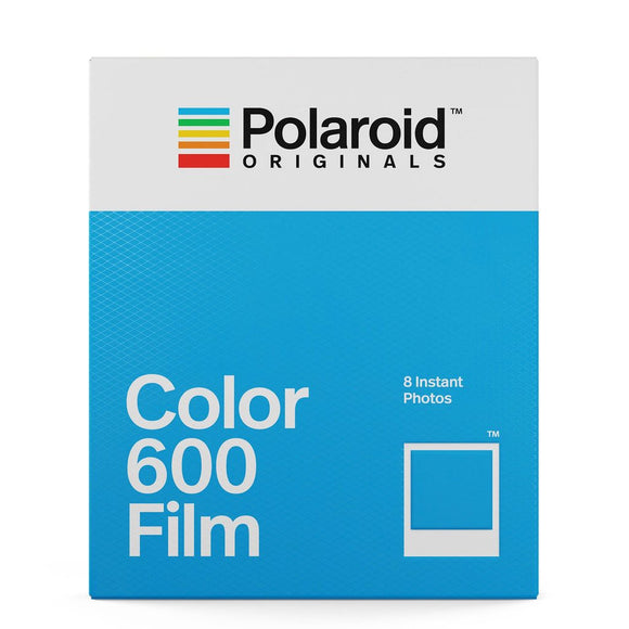 Polaroid Color Film for 600 and i-Type Cameras (8 Exposures)