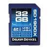 Delkin SDHC 1900X UHS-I/UHS-II (U3) Memory Card [Multiple Capacity Options]
